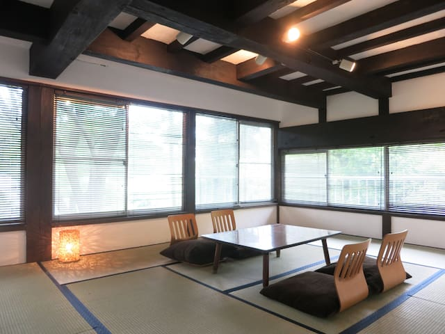 Retreat wabi-sabi, Kisami, Shimoda - North Room