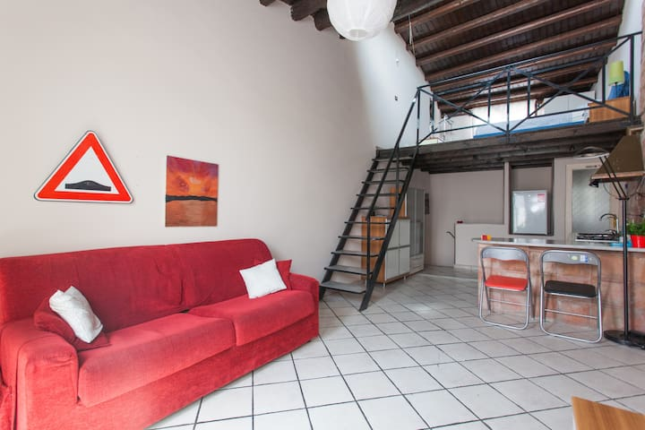 Loft in city center - Palerme - Loft