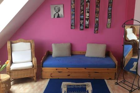 Schöne 2 Zimmer für  Messebesucher - Nuremberg