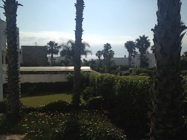 Spacious Sea view villa - Marina Smir - Hus