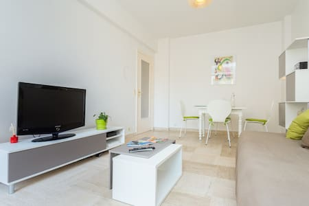Large studio in the heart of Nice - Nice - Apartment