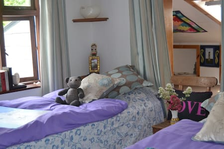 B&B  Dingle Peninsula  Wild Atlantic Way Kerry - Castlemaine - Bed & Breakfast