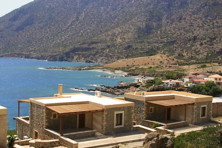 Traditional Villa in South Crete - Agios Ioannis, Kapetaniana