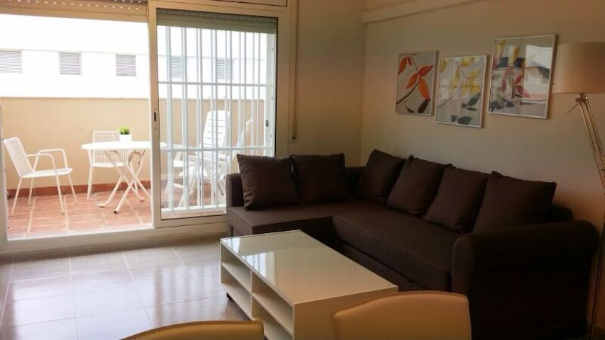 Apartamento familiar económico - Miami Platja - Apartment