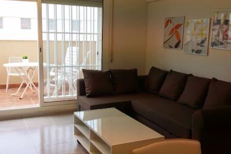 Apartamento familiar económico - Miami Platja - 公寓