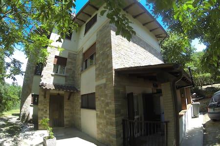 accogliente casa di campagna - valfabbrica - Apartment