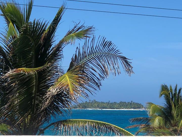 Apartamento en San Andres Isla frente al mar