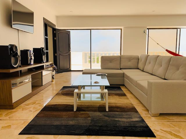 APARTAMENTO  SECTOR EXCLUSIVO EL PRADO, PISCINA