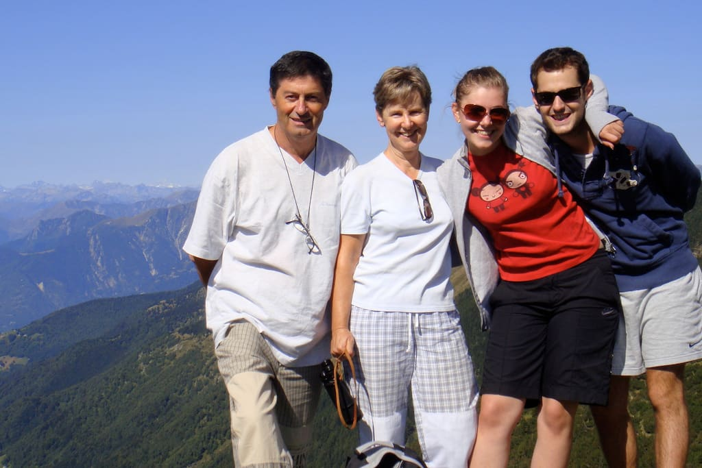 Family Gilardoni