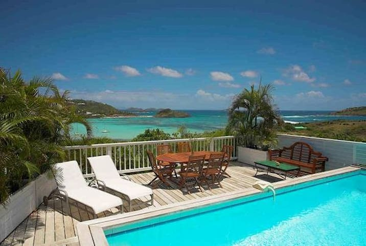 Paradise in St Barth: Welcome to your holidays! - Saint Barthélemy - Hus