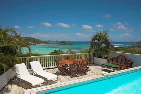 Paradise in St Barth: Welcome to your holidays! - Saint Barthélemy - Rumah