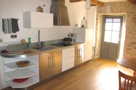 Studio Goudargues Venise Provençale - Apartment