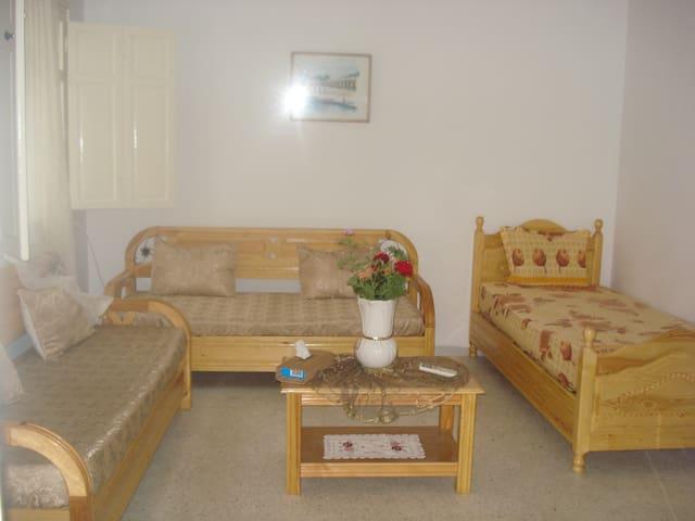 Agréable appart à SidiBousaid-2 - Carthago - Apartment