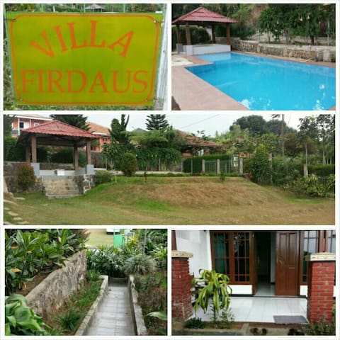 Villas with breathtaking scenery - Cisarua - House