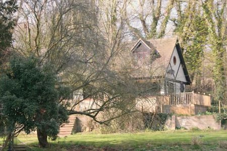 Stable Cottage 1, on a private rural estate - Shanklin