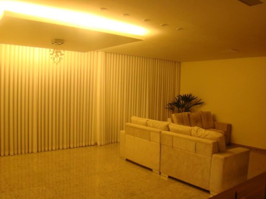 detalhes de uma linda sala.