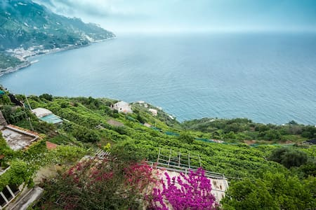 Charming country sea view house   - Ravello