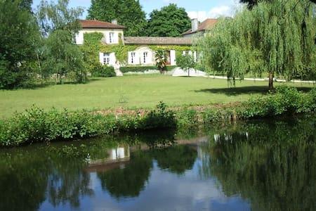 Maison de maître en Gironde/Blaye - Cartelègue - Casa