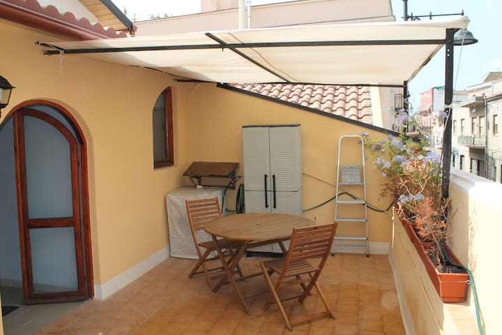 Two rooms apartment with terrace - Cagliari - Leilighet