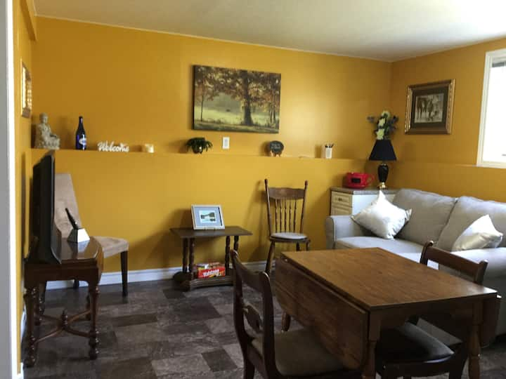 Cosy In-Law Guest Suite - 2 Bedroom