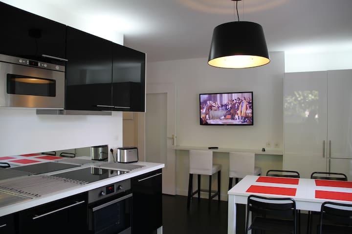 Caen / Appartement 2 Chambres / Terrasse 40 m2 - Caen - Appartement