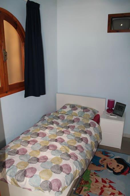 Camera singola - letto