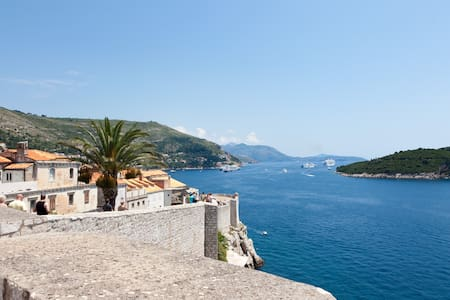 Sea view apartment  - Dubrovnik