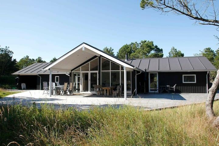 Luxury Holiday Home in Ålbæk with Sauna