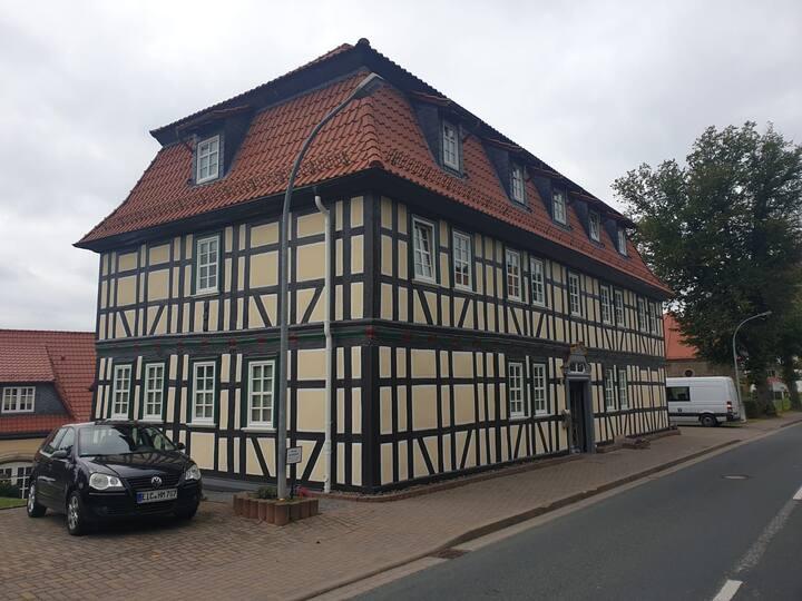 Hochwertig renovierte Wohnung im schönem Eichsfeld