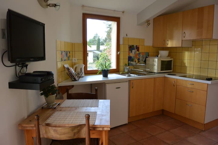 Furnished studio Lourmarin - Lourmarin - Apartament