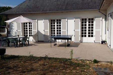 Maison spacieuse et accueillante proche centre - Laval