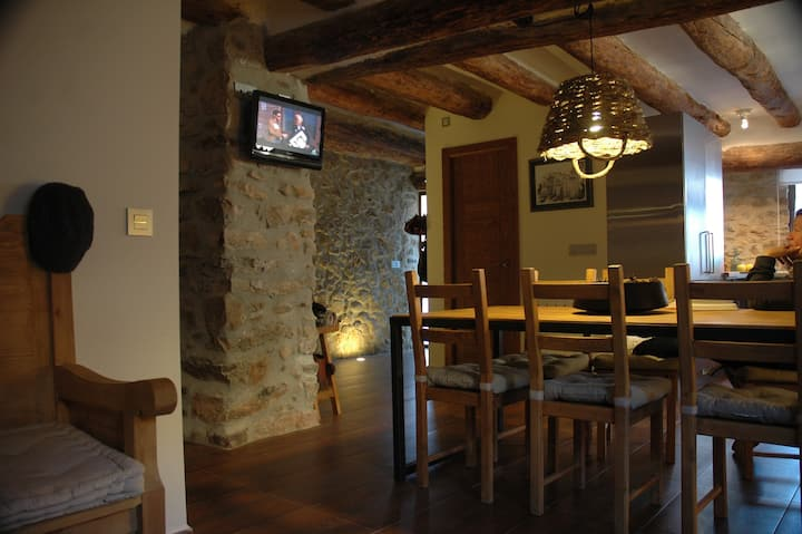 Casa Simeones, descanso y tranquilidad.