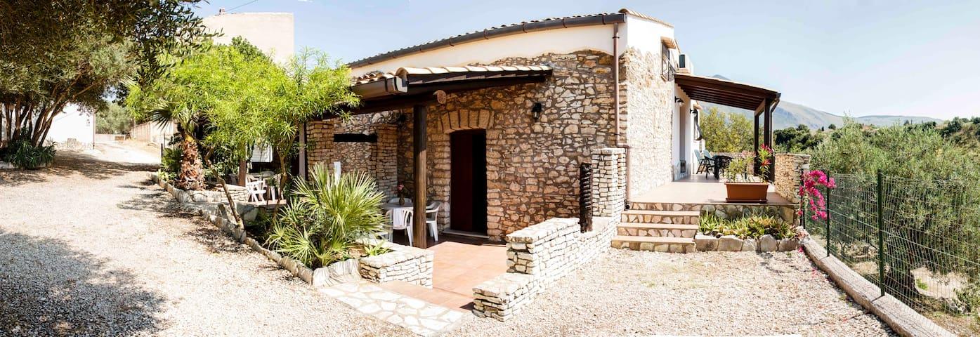 Holidays House near Scopello