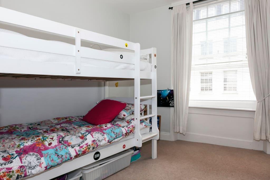 Bunk Beds in Bedroom 2