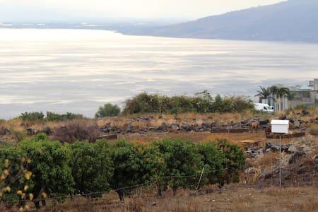 Sea of Galilee view 4 U - MP Golan South - Dům