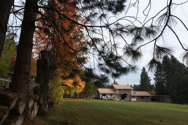 Icicle Meadows Retreat