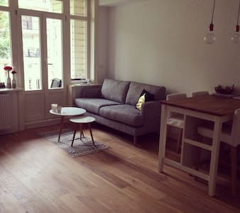 Clean cosy appartment in Amsterdam Oost - Amsterdam - Wohnung