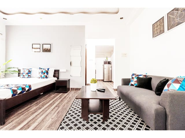 OLIVE Awesome Studio with Kitchen in Jubilee Hills