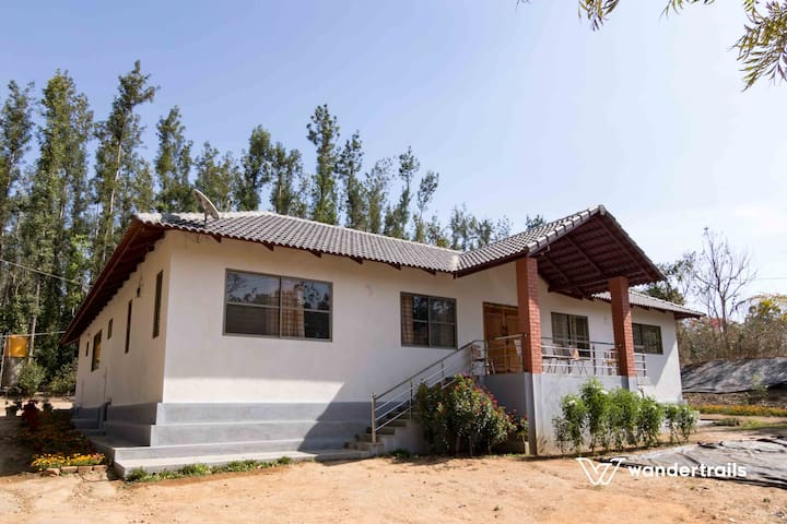 Traditional Room in Malnad Styled Architecture - 2 - Aladagudde - Ev