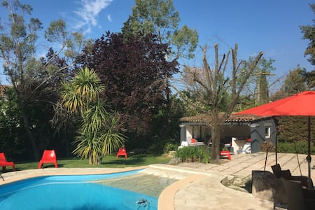Nice provençal COTTAGE in Mougins 10mn from Cannes - Mougins - Haus