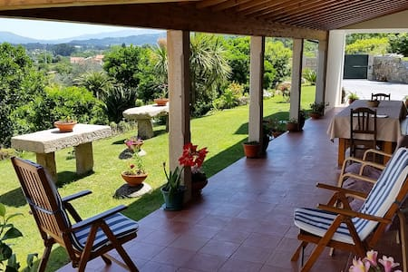 Holiday rural cosy house | Maison en Ponte de Lima