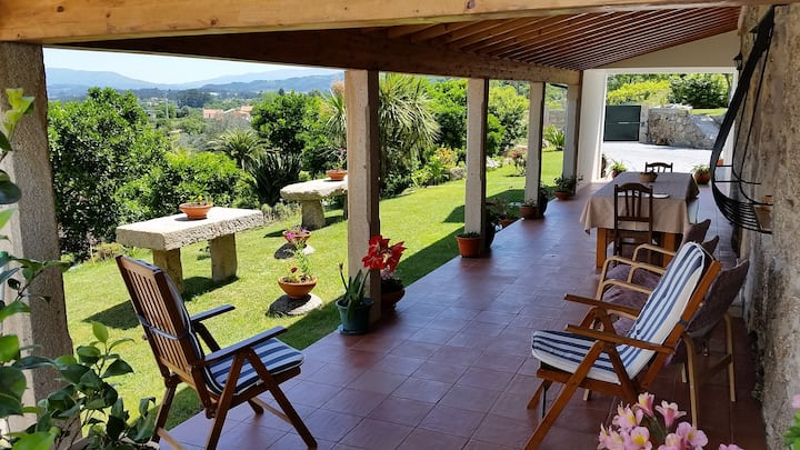 Holiday rural cosy house | Maison en Ponte de Lima