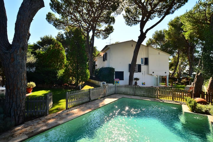 Fantastic house 140m from the beach, Ref. BM-1 - Calella de Palafrugell - House