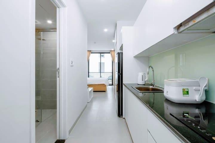 #Vivian Villa & Apartment by My Khe beach - 1Br