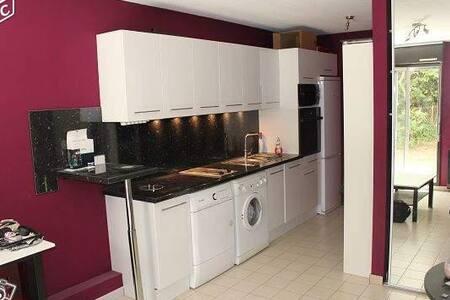 Studio cosy à Montpellier avec parking sécurisé - Montpellier - Appartement