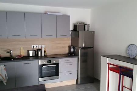 Appartement T2 dans résidence neuve - Apartemen