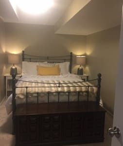 Basement Suite with Gym - Montclair