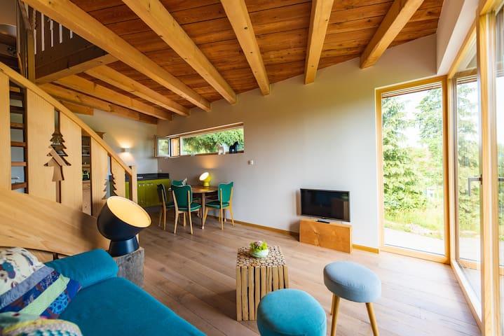 Le Holzberg et ses Suites &Spa: Suite Zinnkoepflé