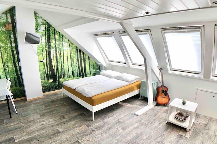Look for The Birdhouse in Hilversum