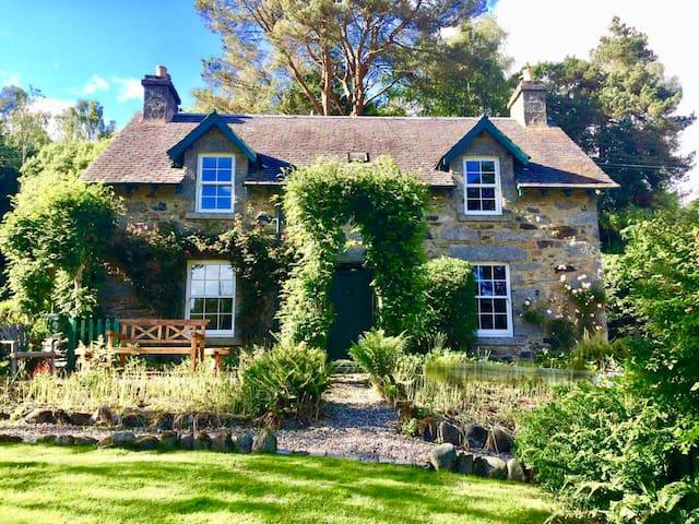Traditional Scottish Cottage